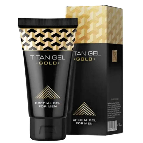 The original Titan Gel for penis enlargement 50 ml original – hologram