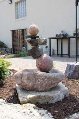 Stone Fountain FM102 SOLD