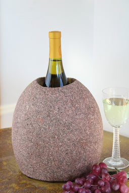 Stone Wine Bottle Chiller W117