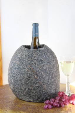 Stone Wine Bottle Chiller W118
