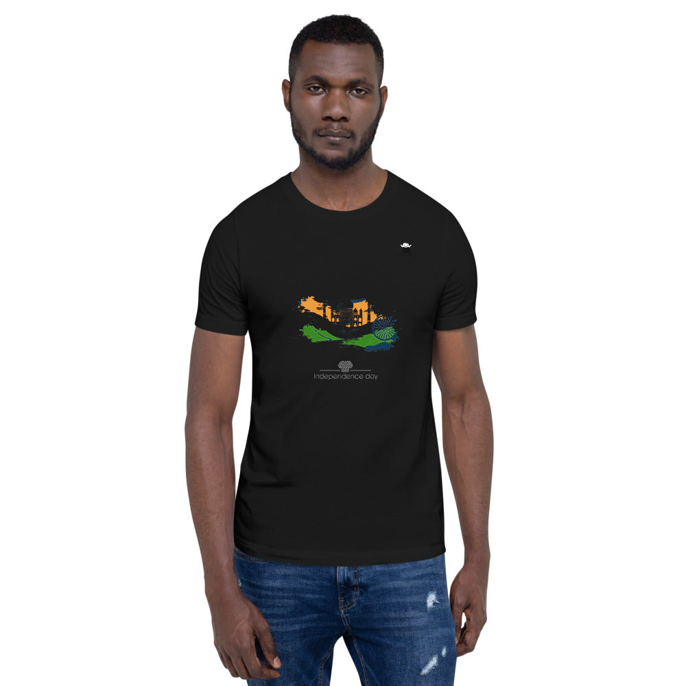 Short-Sleeve Unisex T-Shirt - Mr. LuiGi Shop Online