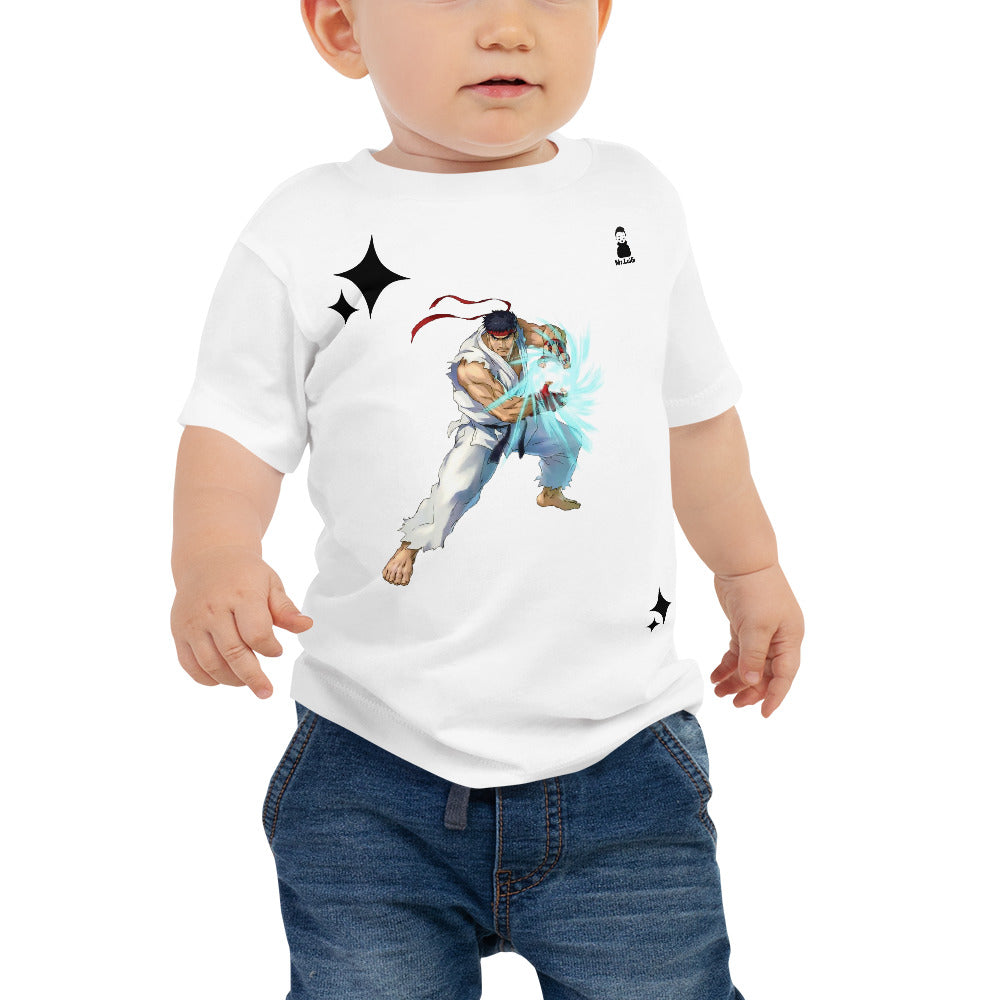 Baby Jersey Short Sleeve Tee - Mr. LuiGi Shop Online