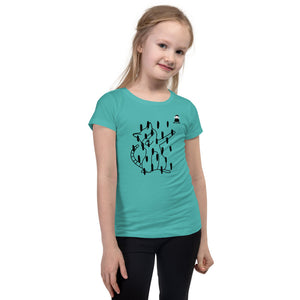 Premium Girl's T-Shirt Summer 2020 - Mr. LuiGi Shop Online