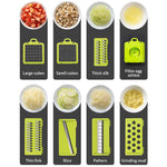 Multi-functional Vegetable Slicer - Mr. LuiGi Shop Online