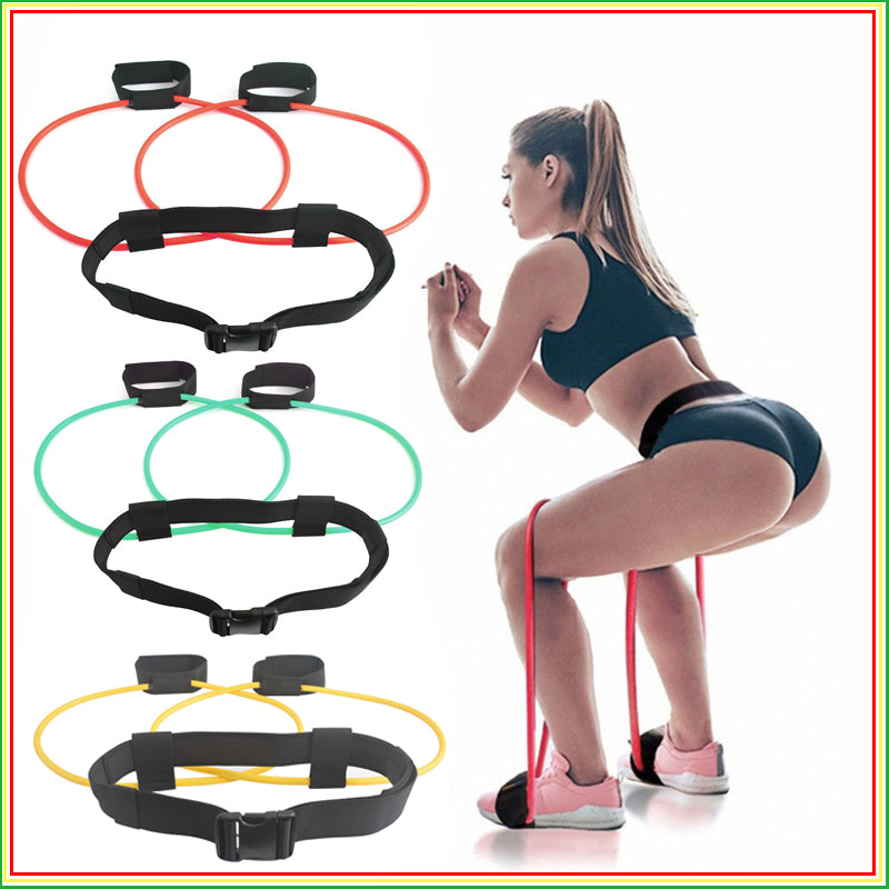 Booty Resistance Bands - Mr. LuiGi Shop Online