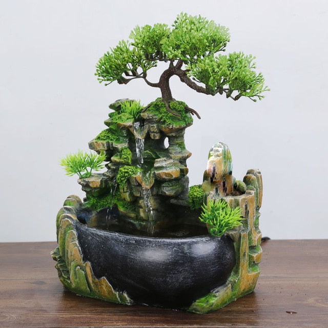 FENG SHUI FOUNTAIN - Mr. LuiGi Shop Online