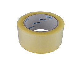 "Armak Packaging Tape Clear 2"" x 20 yards, 3's"