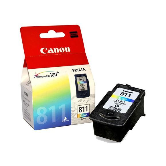Canon CL-811 Colored Ink Cartridge