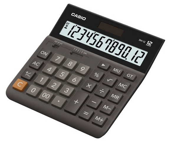 Casio Calculator DH-12