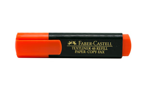 Faber Castell Highlighter Textliner 48 (In Different Colors)