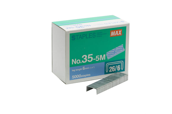 Max Staple Wire # 35