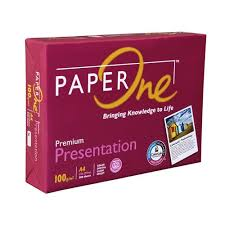 Paper One Digital (Presentation) Paper 100 GSM, A4