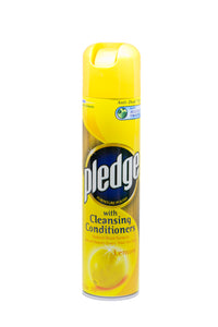 Pledge Furniture Polish Spray Lemon 330 ml