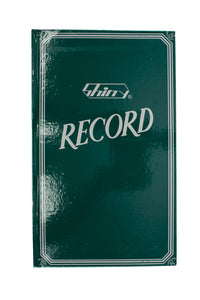 Shiny Record Book #99, 150 Pages