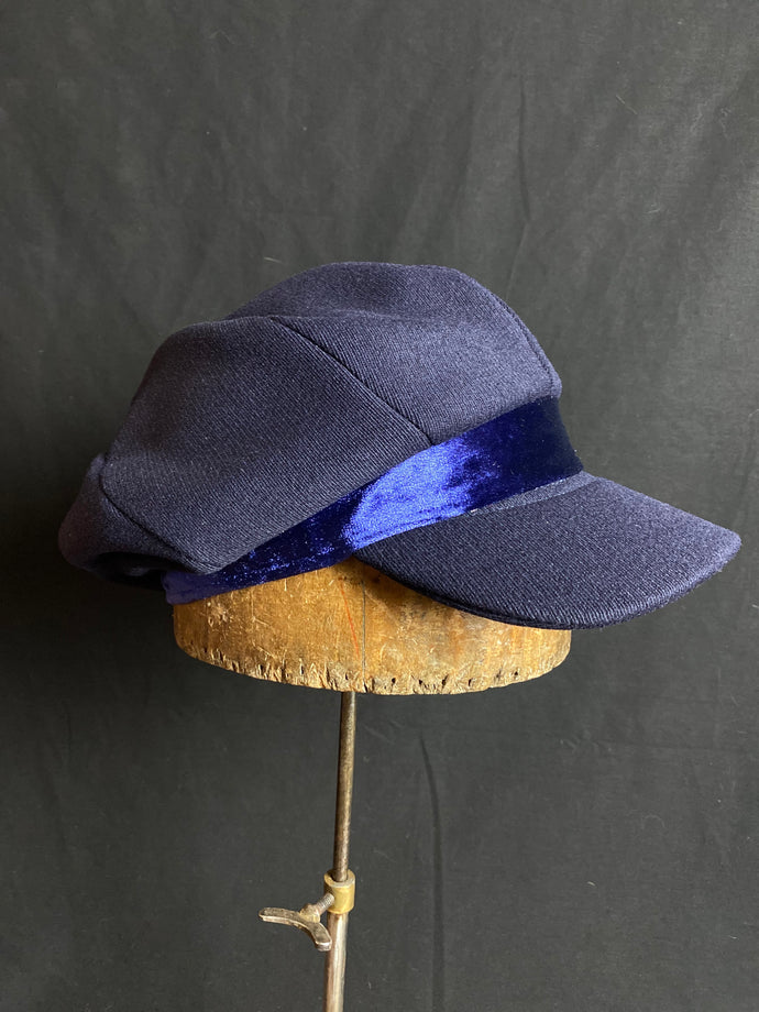 Navy Grimwith - Jonny Beardsall Hats