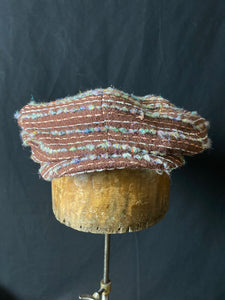 Linton Brown - Wool & Silk - Jonny Beardsall Hats