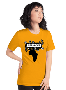 Women's Afri-Love T-Shirt