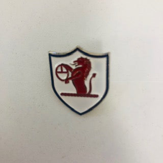 RRFC Enamel Badge
