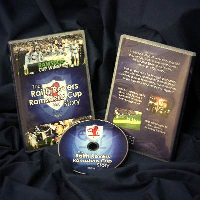 The Ramsdens Cup Story DVD