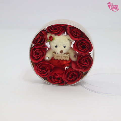 Image of Rose Petal Soap Gift Box