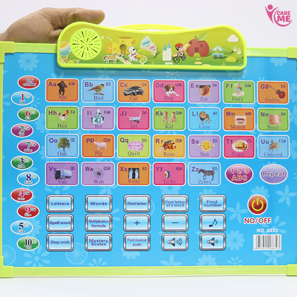 Kids Learning Board (4391682179106)