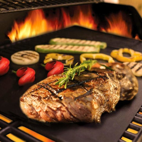 BBQ Grill Mat ( Set of 2 )