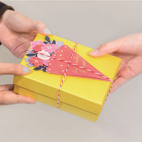 Image of 3D Greetings Card