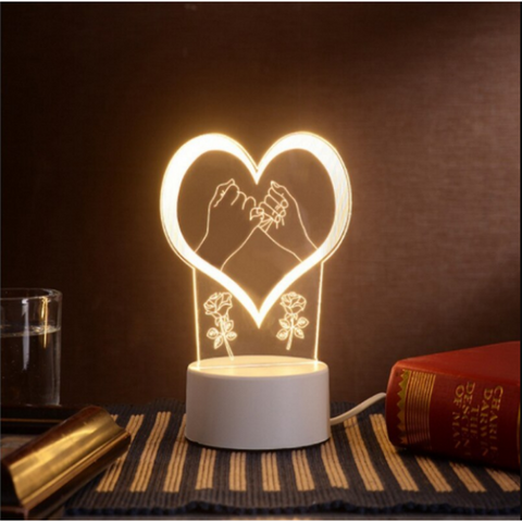 3D Decorative Night Light