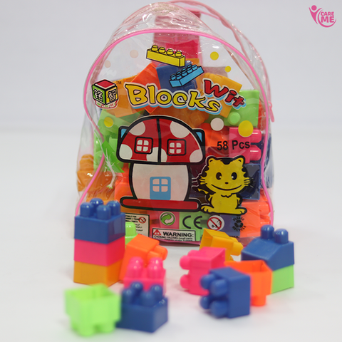 Building Block Set for Kids