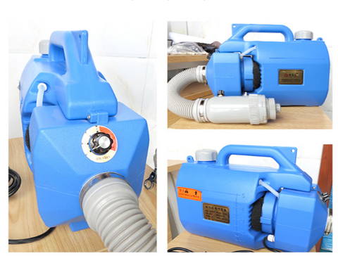 ULV Disinfectant Sprayer Machine