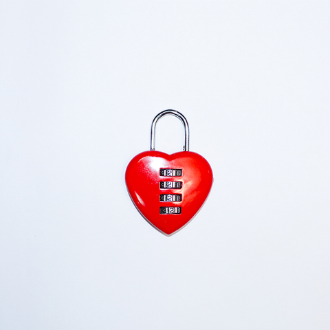 Heart-Shaped Password Lock