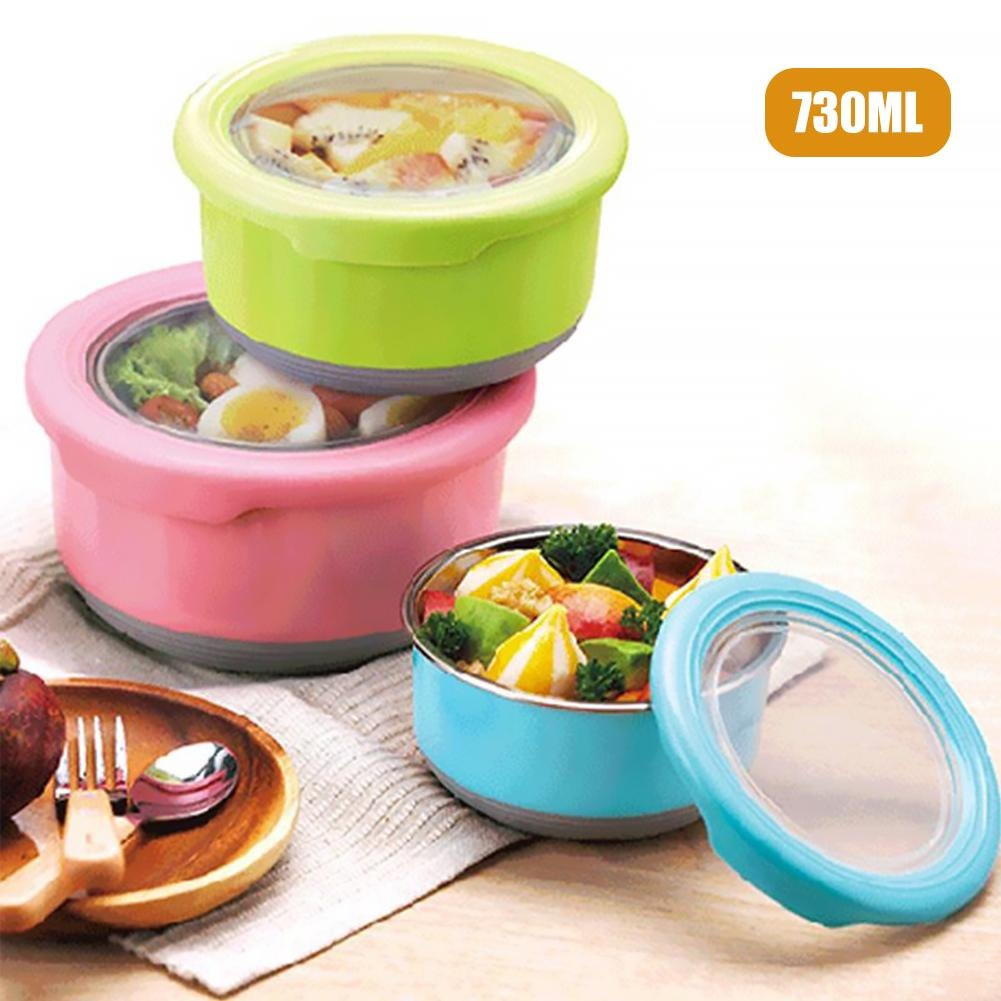 730ml Round Food Container (6547589070882)