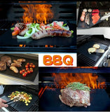 BBQ Grill Mat ( Set of 2 ) (4324474880034)