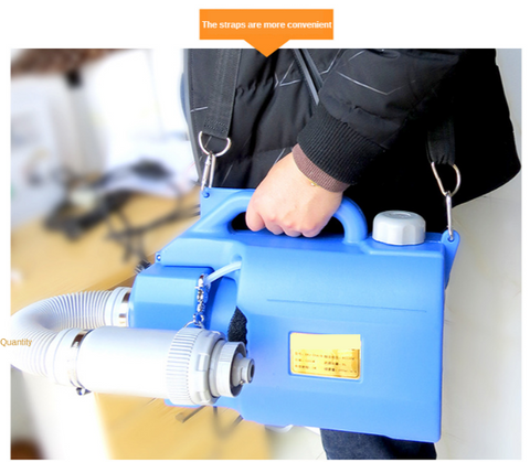 Image of ULV Disinfectant Sprayer Machine