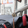 Round Car Hanging Ornament (4847753396258)