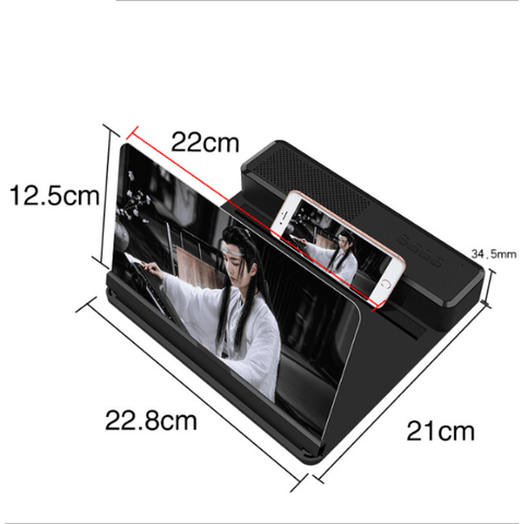 Mobile Screen Amplifier