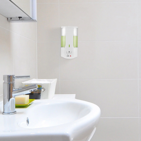 Image of Touchless Wall Mount Liquid Dispenser (400 ML)
