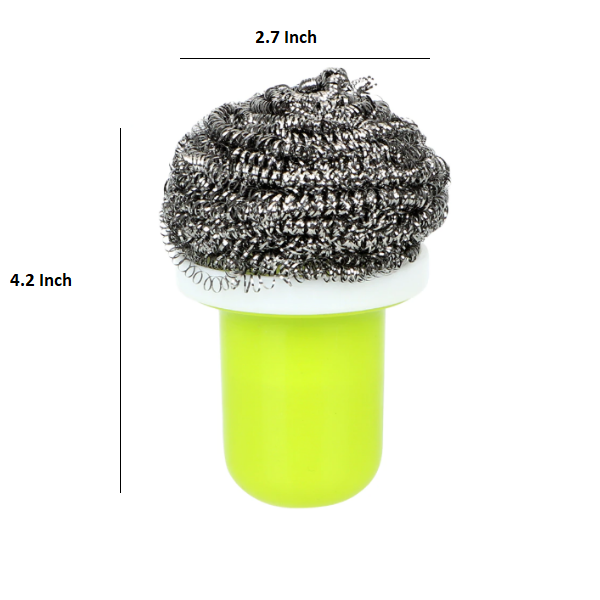 Cleaning Steel Ball Brush (4589442629666)