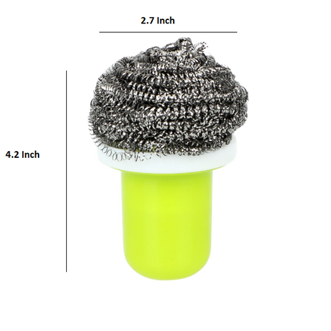 Image of Cleaning Steel Ball Brush