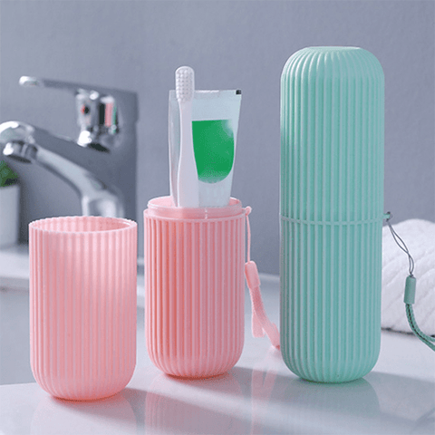 Toothbrush & Paste Holder