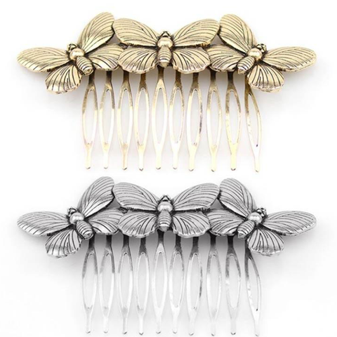 Image of Butterfly Hair Pin