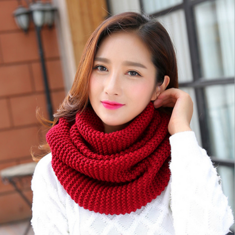 Image of Winter Collar Scarf