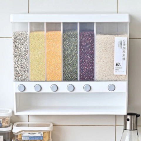 Hanging Cereal Dispenser