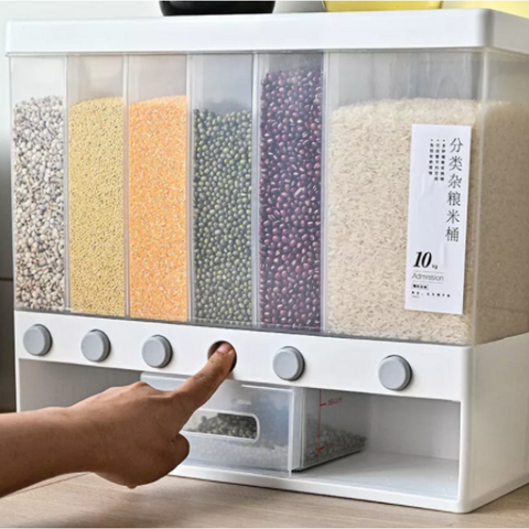 Image of Hanging Cereal Dispenser
