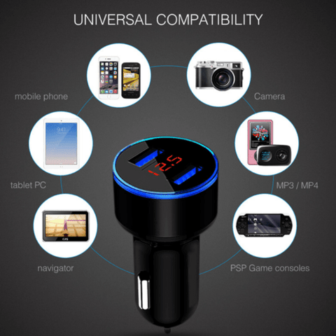 Image of Car USB Charger