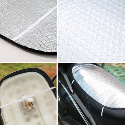 Image of Motorcycle Sun Protection Pad
