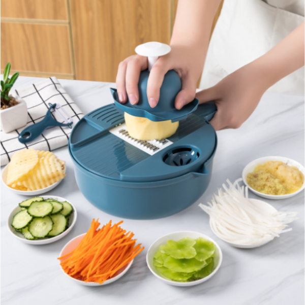 Multifunctional Vegetable Cutter (4842958422050)