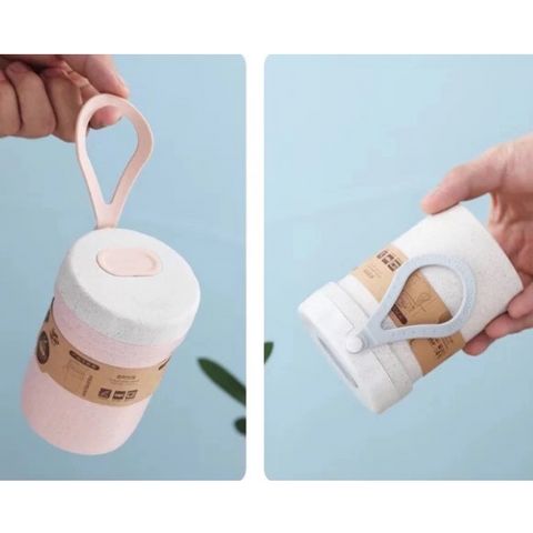 Eco-Friendly Portable Cup