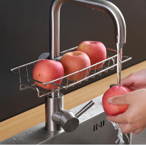 Image of Kitchen Faucet Rack