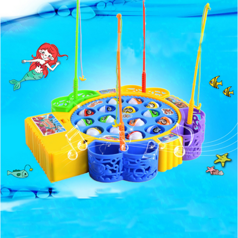 Fishing Puzzle Game